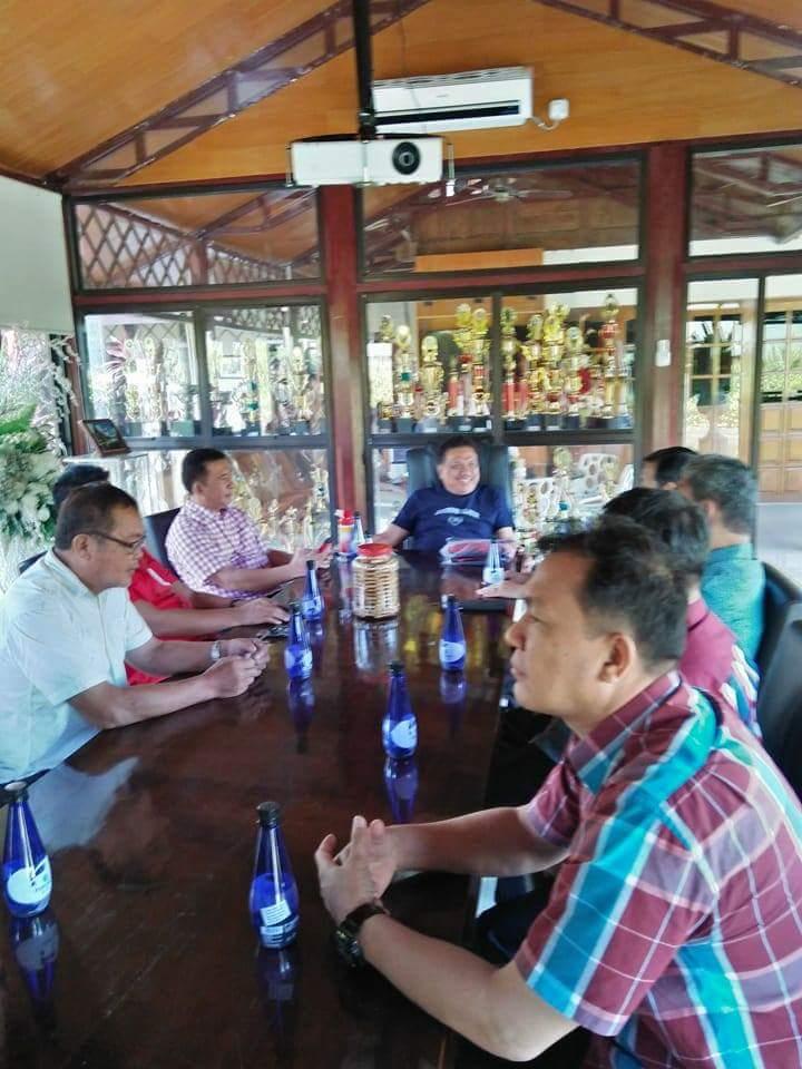 Gubernur Support POR PKB GMIM 2017, GSVL Nyatakan Panitia Siap Gelar Kegiatan