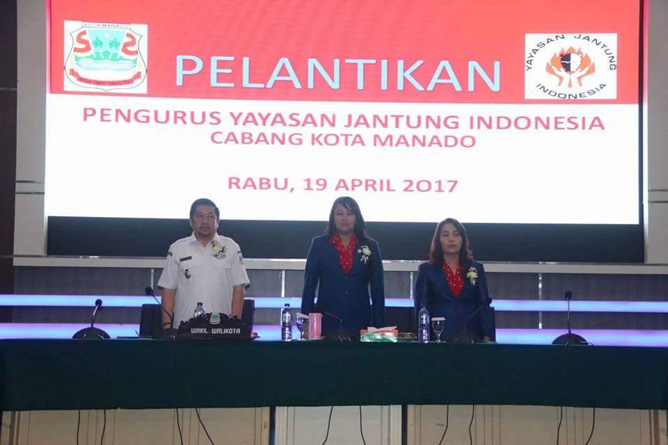 Permalink ke Pengurus YJI Manado Dilantik, Wawali Mor Ajak Warga Jaga Kesehatan