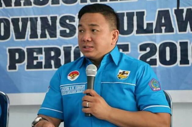 DPD KNPI Sulut Gelar Rakorda Persiapan Penyambutan Wapres Jusuf Kalla
