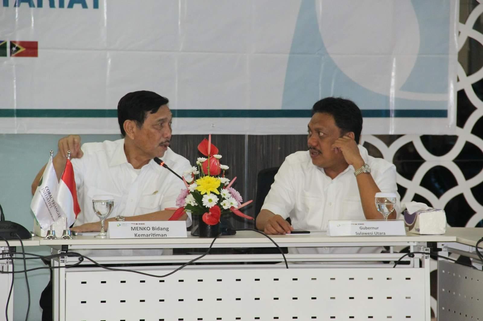 Permalink ke Gubernur Sulut Komid Tuntaskan Masalah Sampah
