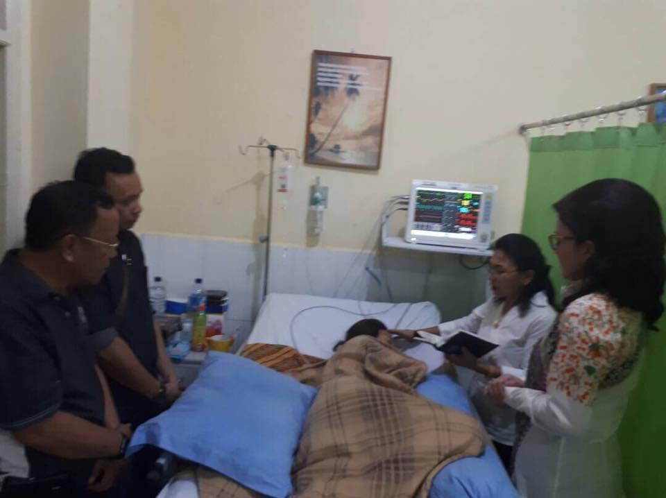 Permalink ke Bupati Tetty Doakan Istri Sekda dan Pasien Asal Minsel di RSUP Kandouw