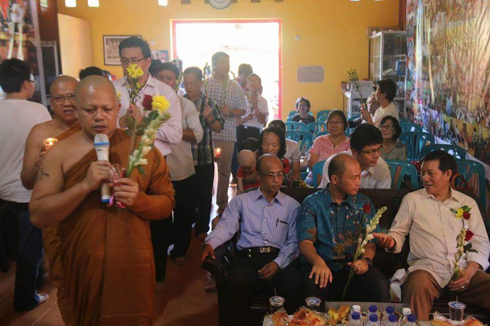 Permalink ke Hari Raya Waisak, GSVL Ajak Umat Buddha Kota Manado Ikut Jaga Toleransi