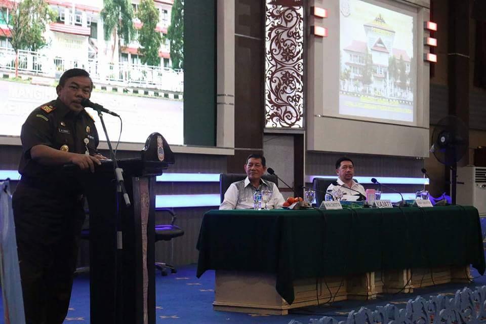 Permalink ke Kejati Sulut Langsung Sosialisasi Anti Korupsi di Manado