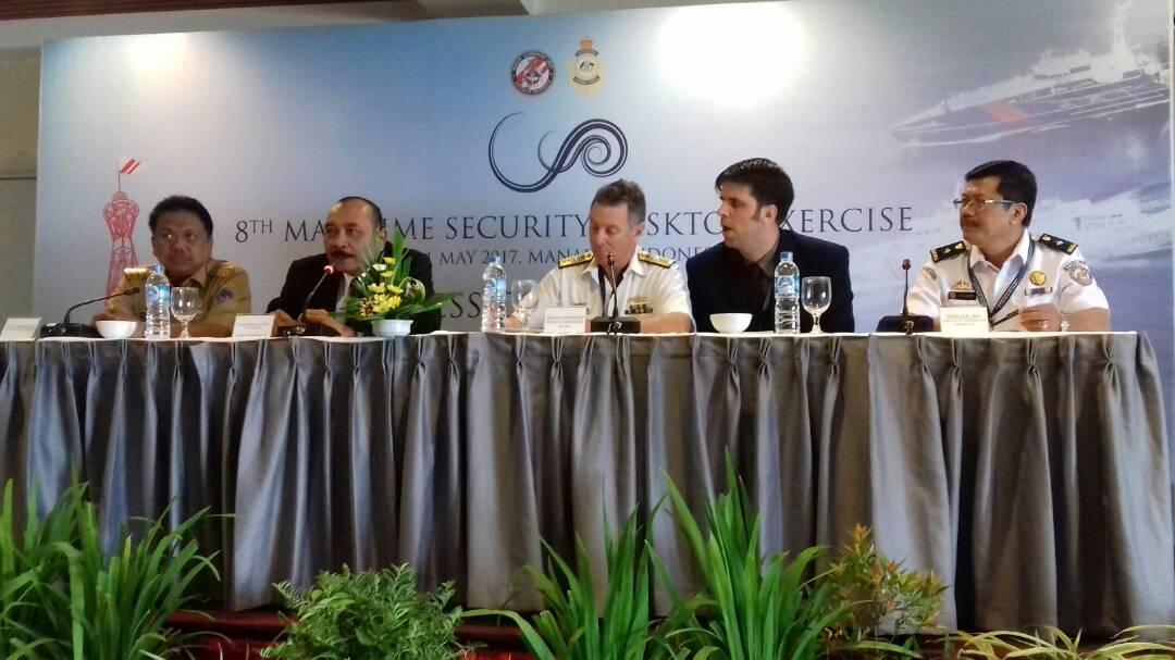 Permalink ke BAKAMLA Siap Menjaga Keamanan Laut di Sulut