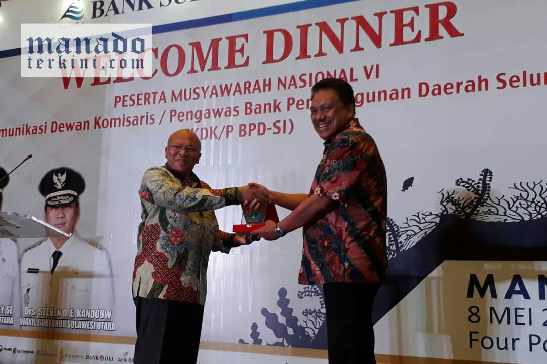 Permalink ke Olly Jamin Kemudahan Investasi di Sulawesi Utara