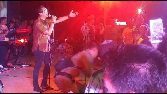 """Permalink ke Bertajuk """"Indonesia Damai"""" Konser Rohani di Minsel Sukses Digelar"""