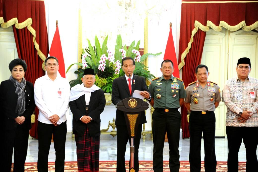 Permalink ke Jaga Kebinekaan dan Bangun Solidaritas, Presiden Jokowi : Kita Semua Bersaudara
