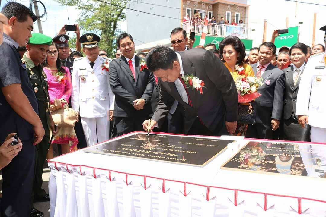 Gubernur Olly Apresiasi Kemajuan Pembangunan SDM dan Infrastruktur Minahasa Tenggara