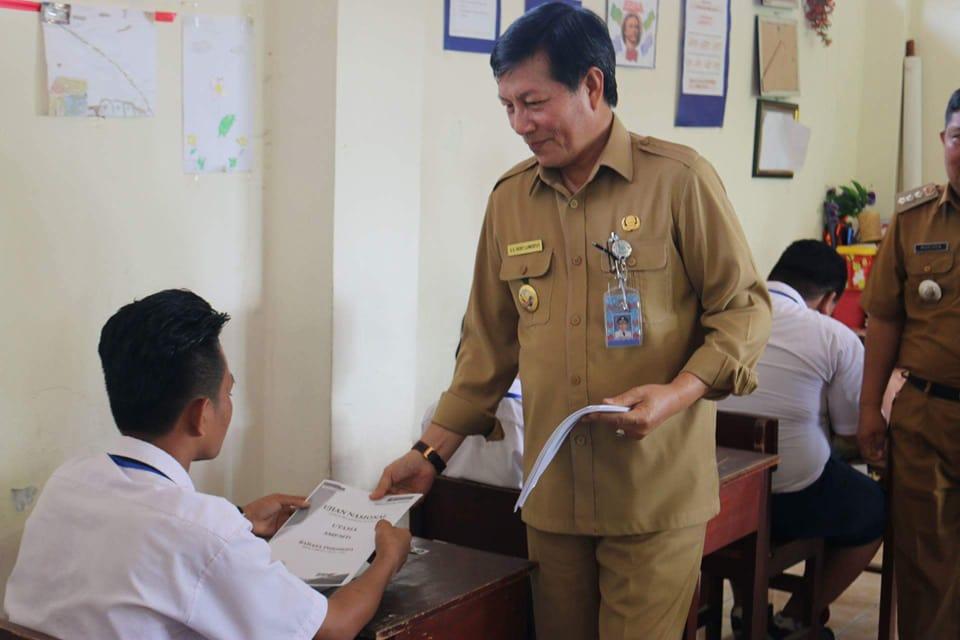 Permalink ke Ini Harapan Walikota GSVL Untuk Siswa Ujian Tingkat SMP