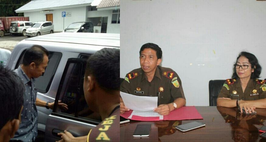 Kasasi Ditolak Anggota DPRD Minut Dijemput Paksa Kejari