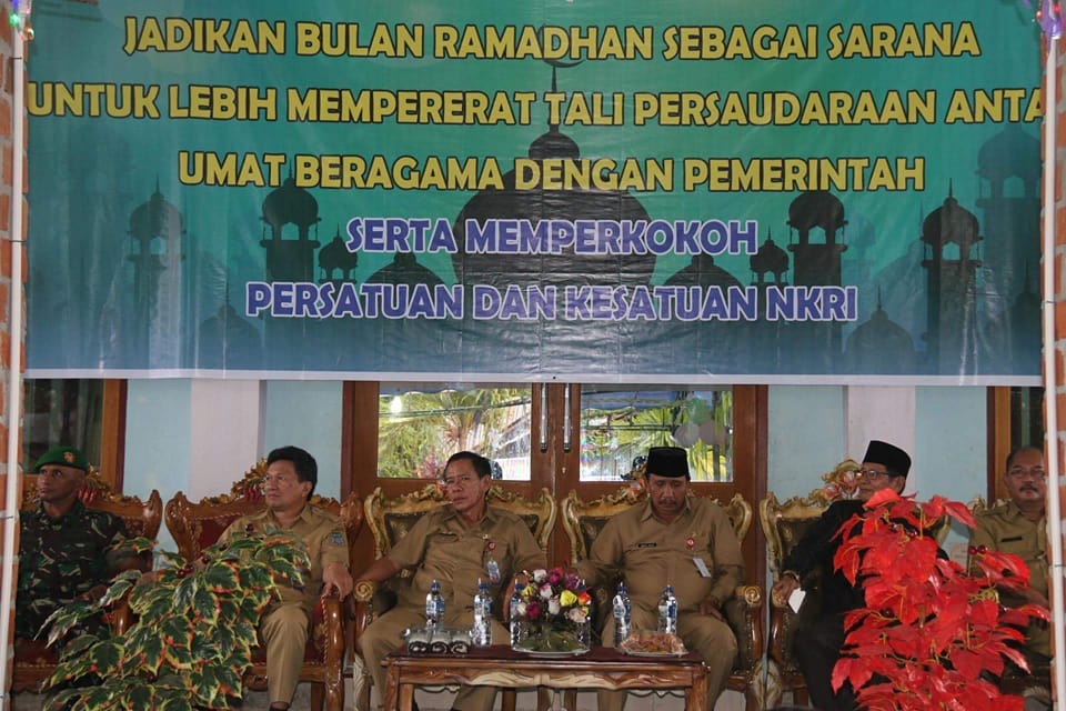 Permalink ke Pemkot Manado Gelar Buka Puasa Perdana di Kecamatan Bunaken
