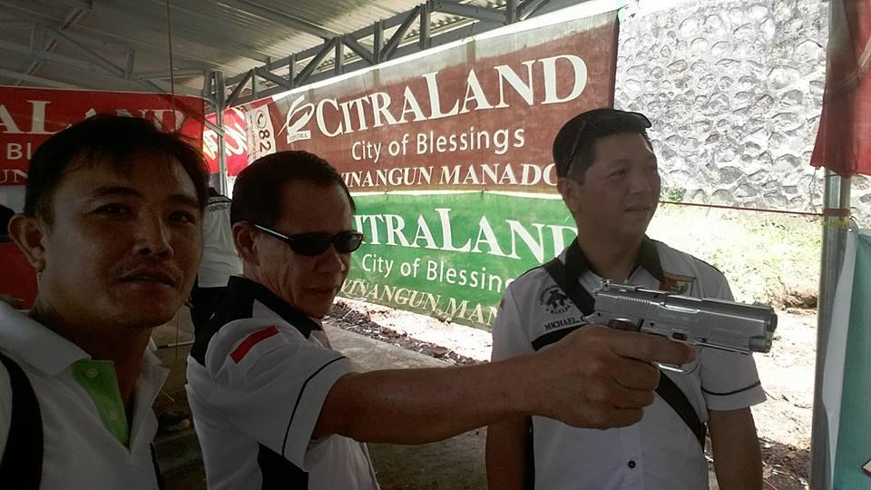 Permalink ke Pemkot Manado Support Kegiatan Menembak