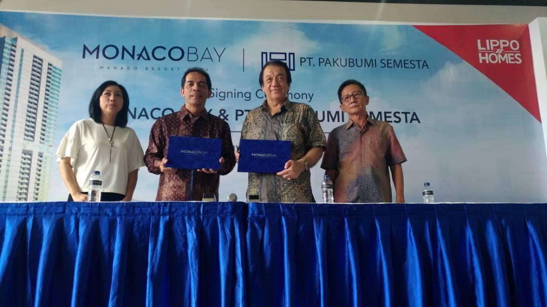 Permalink ke Lippo Karawaci Tbk dan PT Pakubumi Semesta Gelar Signing Ceremony