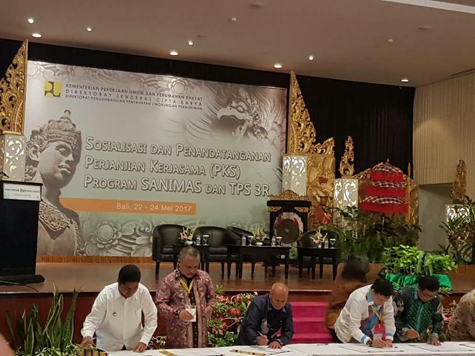 Permalink ke Kementerian PUPR Bantu Penanganan Sampah di Manado, GSVL Teken MoU Dengan Ditjen Cipta Karya