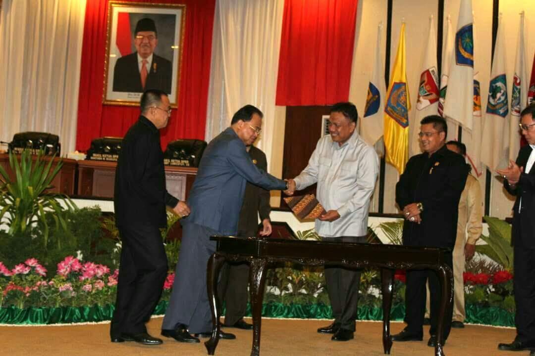 Permalink ke Olly Harap Putusan Ranperda Untuk PT MSH Dapat Percepatan Pembangunan Daerah