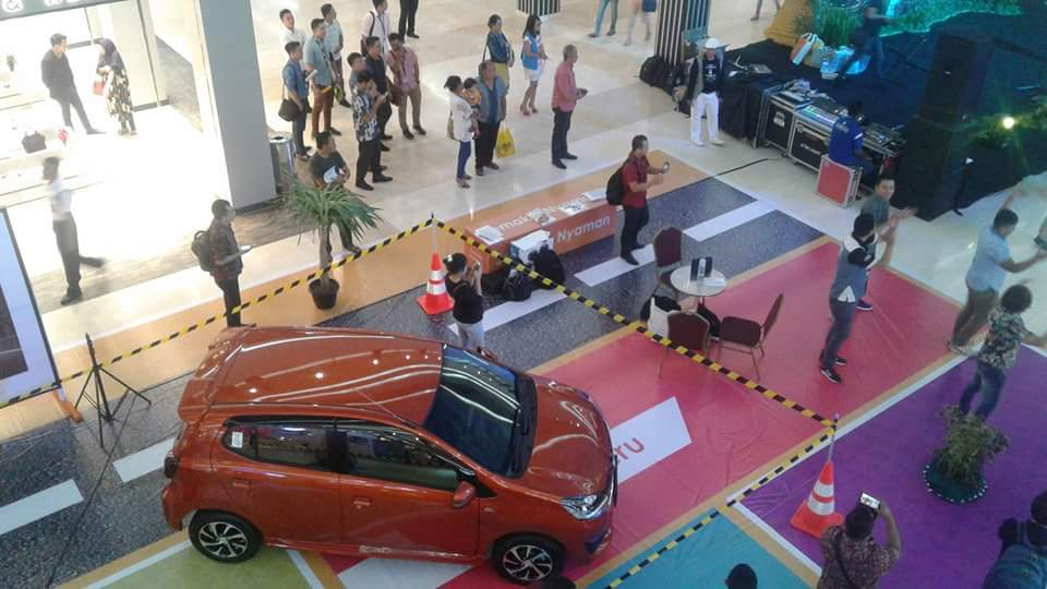 Permalink ke AI-DSO Manado Launching New Astra Daihatsu Ayla