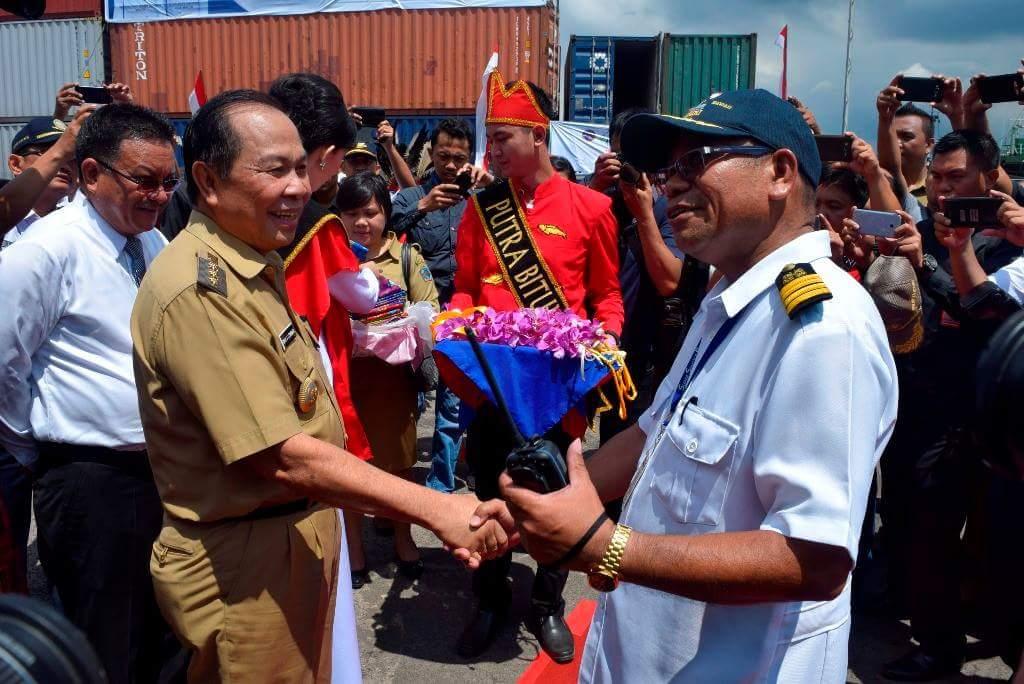 Permalink ke Lomban – Mantiri Sambut Pelayaran Perdana Kapal RO-RO