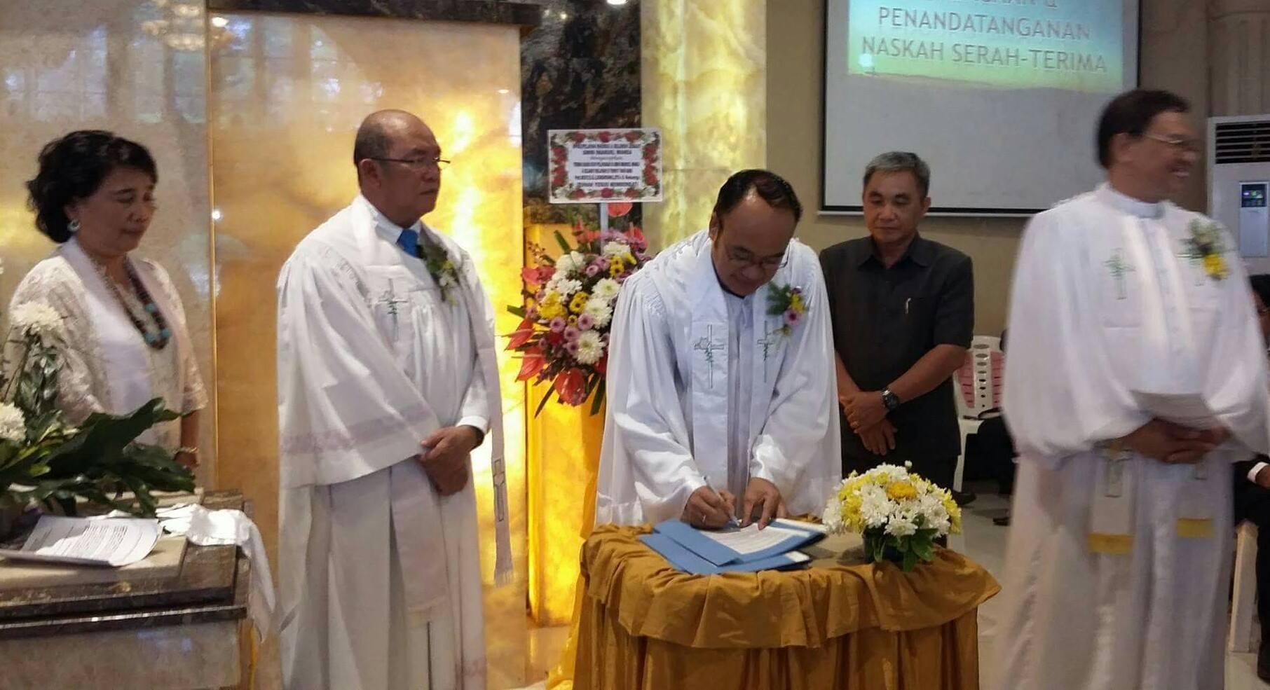 Permalink ke Gantikan Lengkong, Siasab Jadi Ketua Waliyah Manado Tenggara