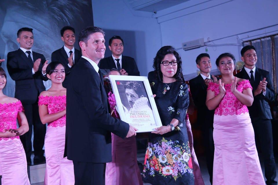 Permalink ke Support 15 Tahun PSM UNIMA, Rektor Paula Dukung Penampilan di China dan Korea