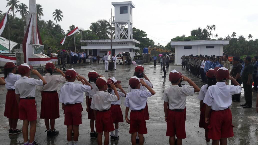 Permalink ke Miangas Laksanakan Upacara Bendera Peringati Hari Lahir Pancasila