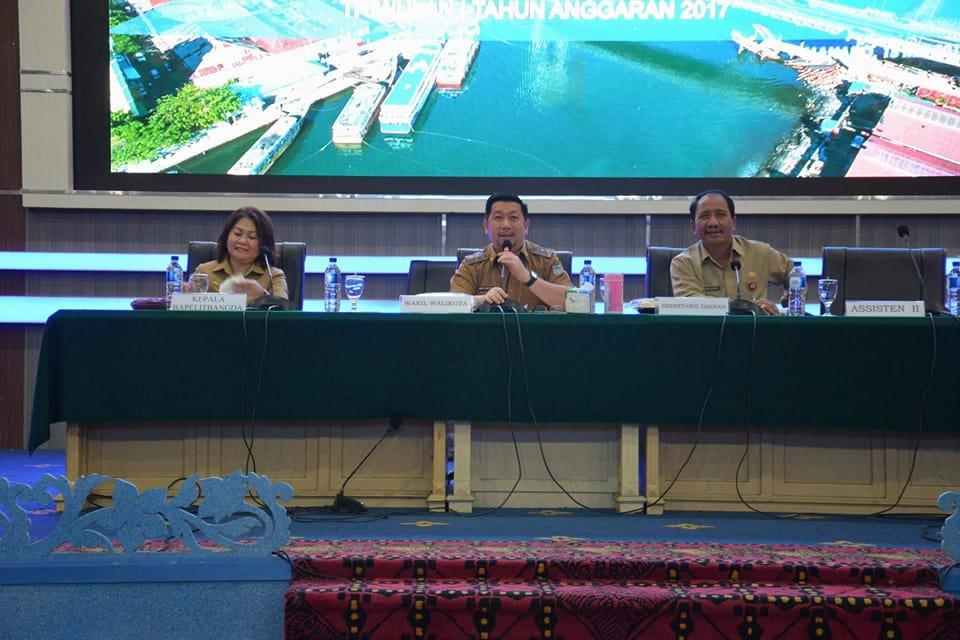 Pemkot Manado Evaluasi Capaian Kinerja Perangkat Daerah