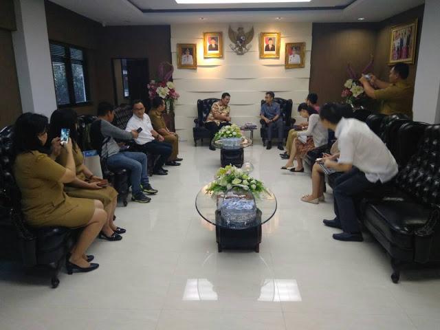 Permalink ke Tingkatkan Kunjungan Wisman, Sulut Perkuat Kerjasama Dengan China