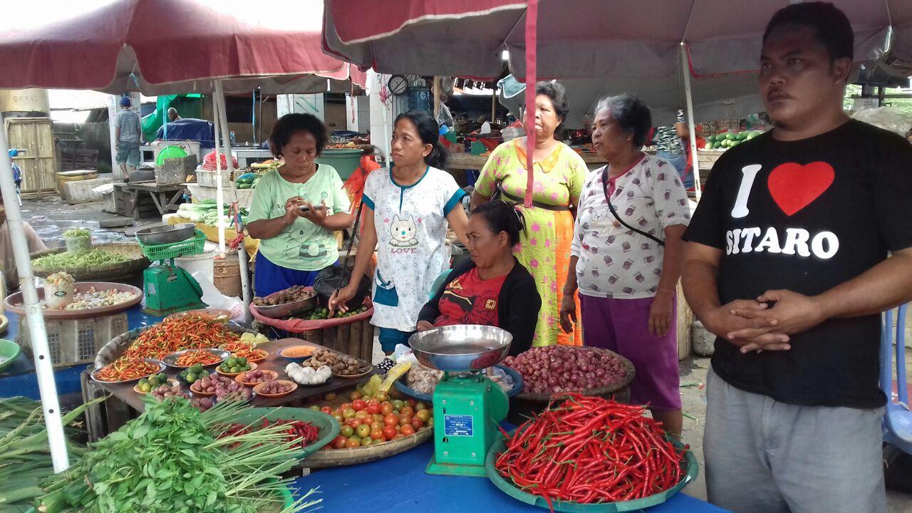 Permalink ke Pertimbangan Kemanusiaan, Penertiban Pasar Bersehati Batal