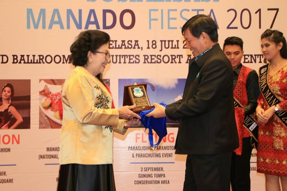 Warga Kawanua Siap Jadi Agen Promosikan Pariwisata Manado