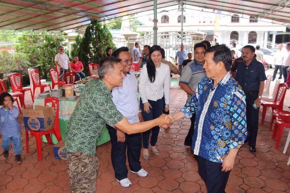 Permalink ke 'Pasiar' Pengucapan Dumoga, GSVL Sosialisasikan Manado Fiesta