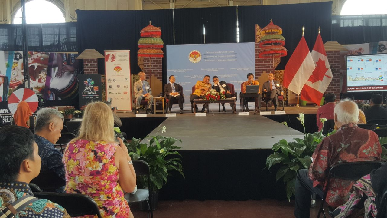 Permalink ke Gubernur OD Paparkan Peluang Investasi Sulawesi Utara  di Internasional Bisnis Forum Ottawa-Canada