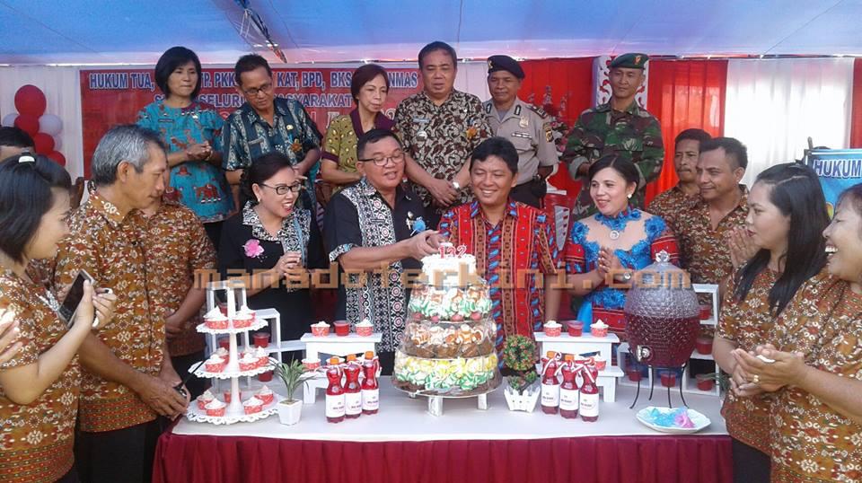 Wabup Lengkong Apresiasi Kreatifitas Pemerintah Dan Masyarakat Desa Wasian