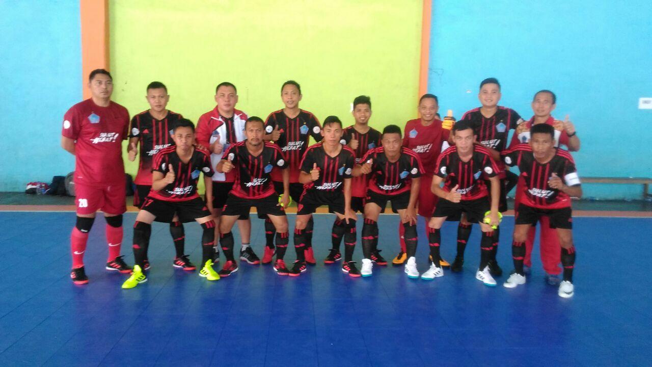 Permalink ke Tampil Mengesankan di PORNAS KORPRI, Tim Futsal Sulut Raih Dua Kemenangan Beruntun
