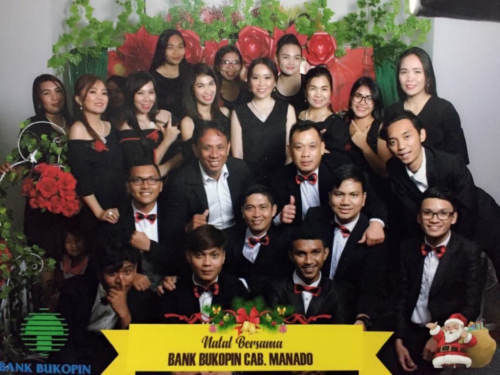 Permalink ke Bank Bukopin Cabang Manado Gelar Ibadah Natal