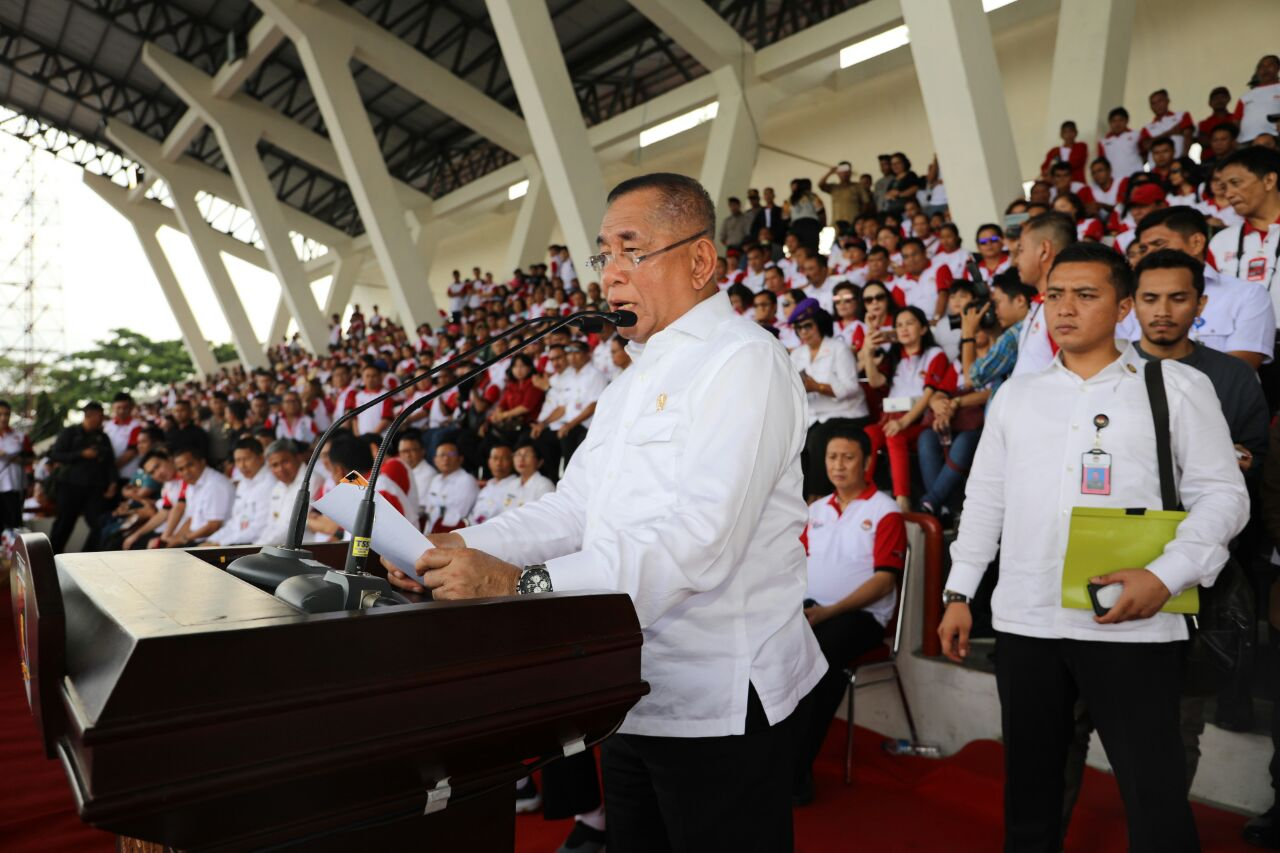 Permalink ke Menteri Pertahanan : Budaya Perekat Bangsa, Wujud Bela Negara Sesunggunya