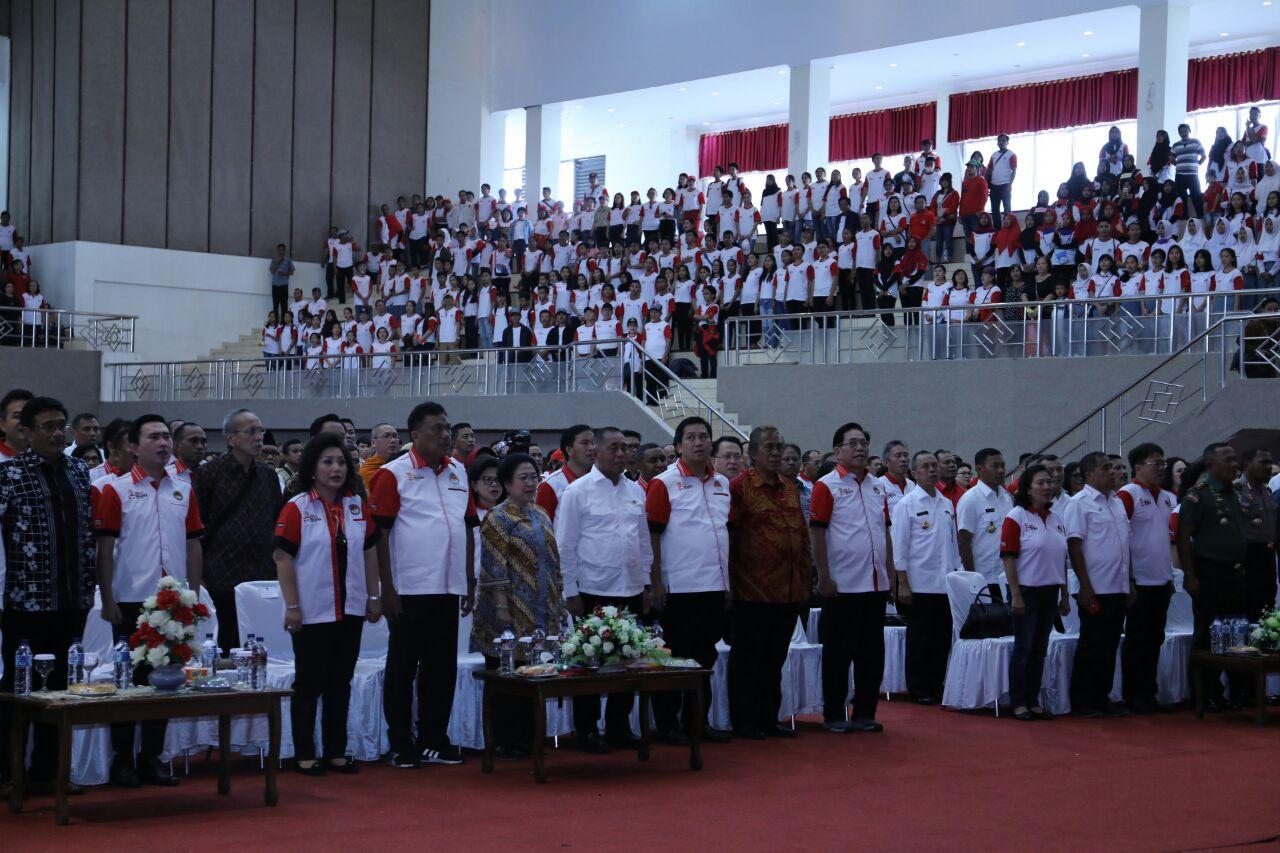 Permalink ke Megawati : Sulut Daerah Paling Toleran di Indonesia