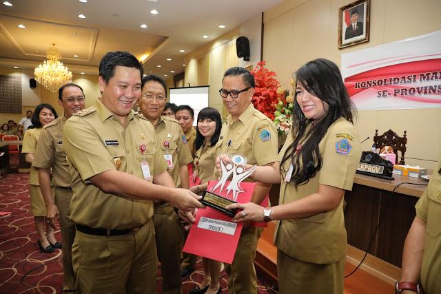 Permalink ke Penghargaan Kepegawaian Award 2017 di Sulut