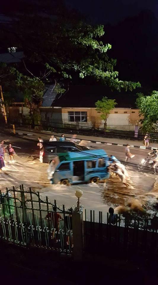 Permalink ke Sejumlah Wilayah di Manado Terjadi Longsor dan Banjir