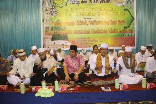 Permalink ke Gubernur Olly Ajak Umat Islam Teladani Sikap Nabi Muhammad SAW