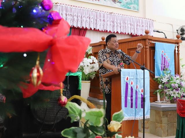Permalink ke Hadiri HUT ke-13 GMIM Diaspora Buha, Gubernur Olly Ajak Jemaat Sukseskan Christmas Festival
