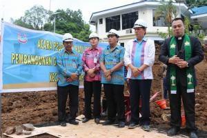 Permalink ke Pembangunan Puskesmas Paniki Bawah Telan Anggaran Rp 6,9 M