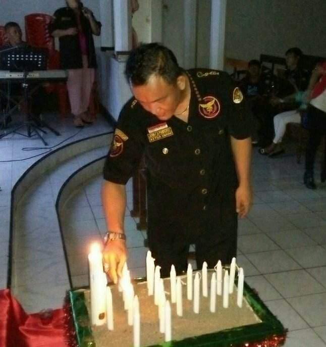 Permalink ke Waraney Puser In'Tana Toar Lumimuut Gelar Ibadah Pra Natal
