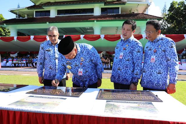 Permalink ke Genjot Pembangunan Infrastruktur, OD Targetkan Selesai 2019