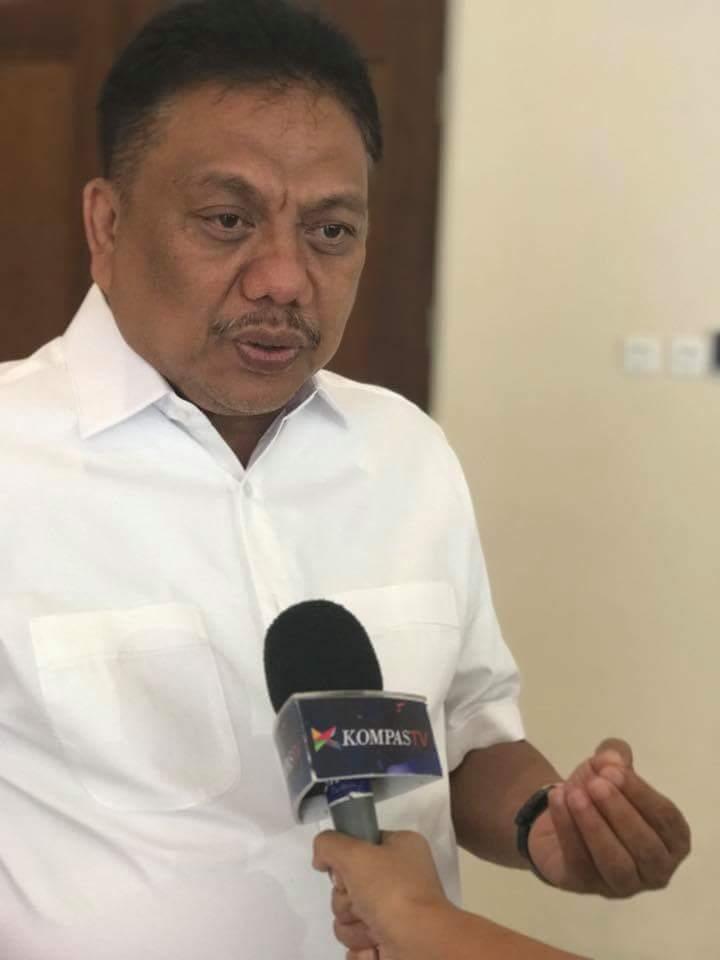 Permalink ke Olly Dondokambey: Keuntungan Bank Sulut Capai 460 Milliar