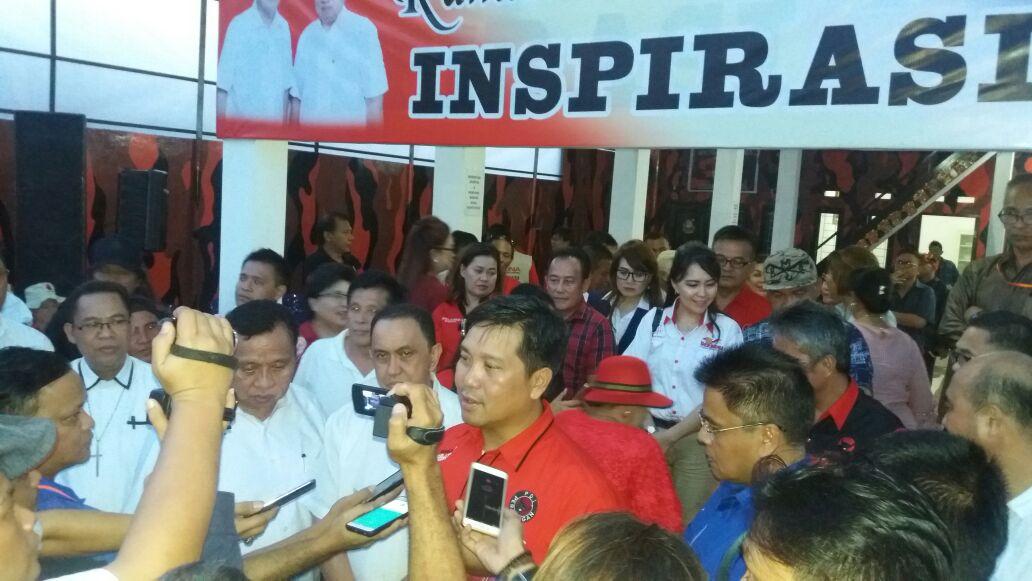 Permalink ke PDI-P Targetkan Sapu Bersih Enam Pilkada di Sulut