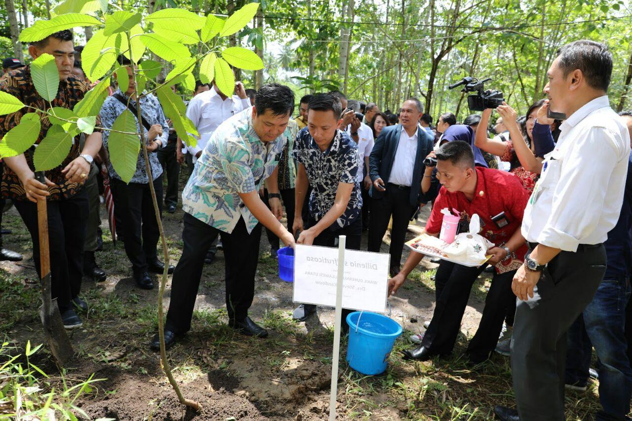 Permalink ke Raih The  Best  Resort In The World, Kandouw Minta Bunaken Terus Dilestarikan