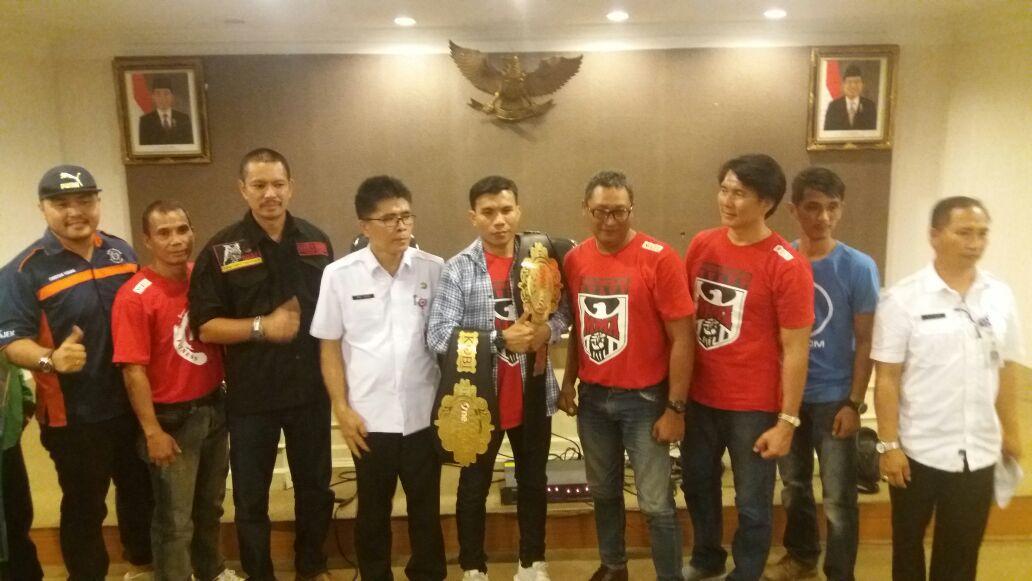 Permalink ke Juara Lima Kali MMA Indonesia Paul Lumihi Mengaku Belum Dapat Bantuan Pemerintah