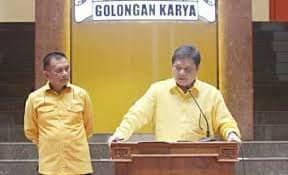 Permalink ke Airlangga Hartato Tunjuk Putra Sulut Jabat Sekjen DPP Partai Golkar
