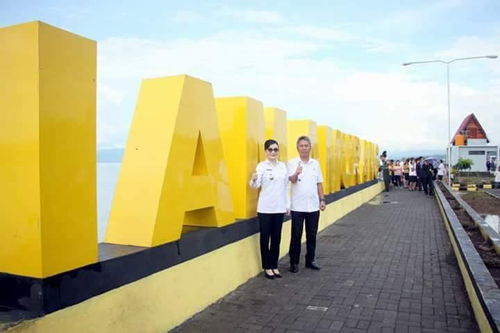 Permalink ke Tingkatkan PAD, Pemkab Minsel Genjot Sektor Pariwisata di 2018