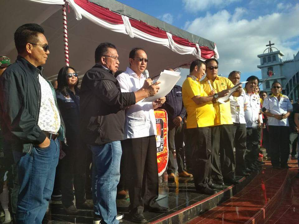 Permalink ke R3D Ikut Hadiri Deklarasi Kampanye Damai