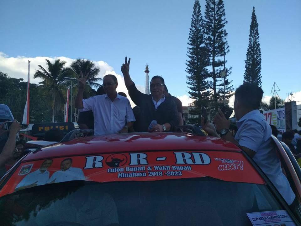 Permalink ke Pilkada Minahasa, PDIP Pasang Target Tinggi